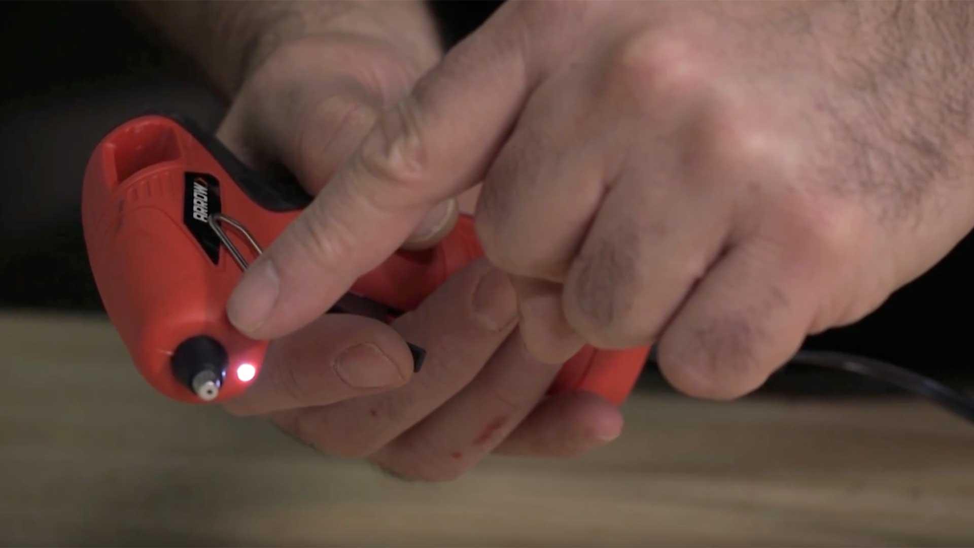 GT12M MiniPlus Glue Gun