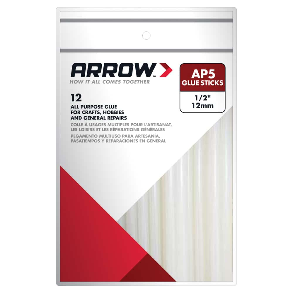 Multi Purpose & High Temp Glue Sticks | Arrow Fastener