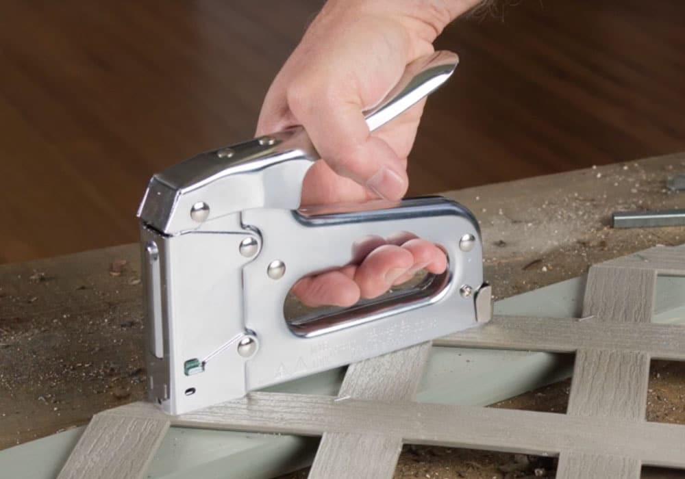 Tool Spotlight: T50 Staple Gun