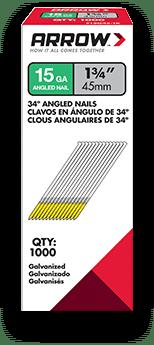 Angled Nails Staples