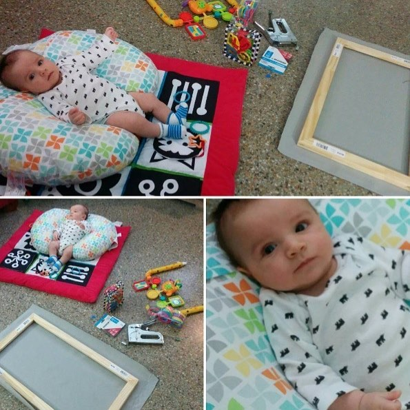 Because tool lovers start young. Via @cynthializardi