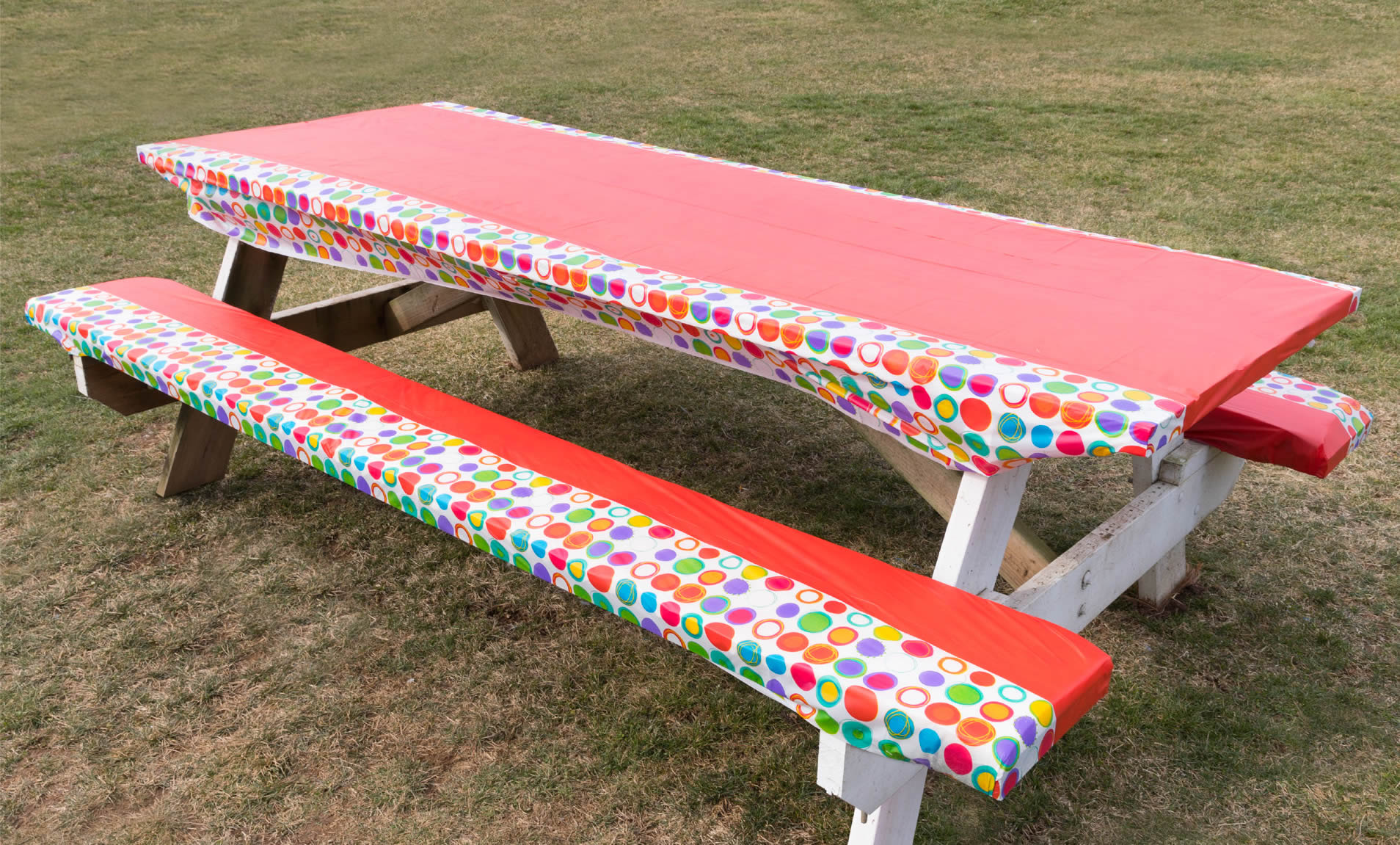 Picnic Table Cushioned Seats