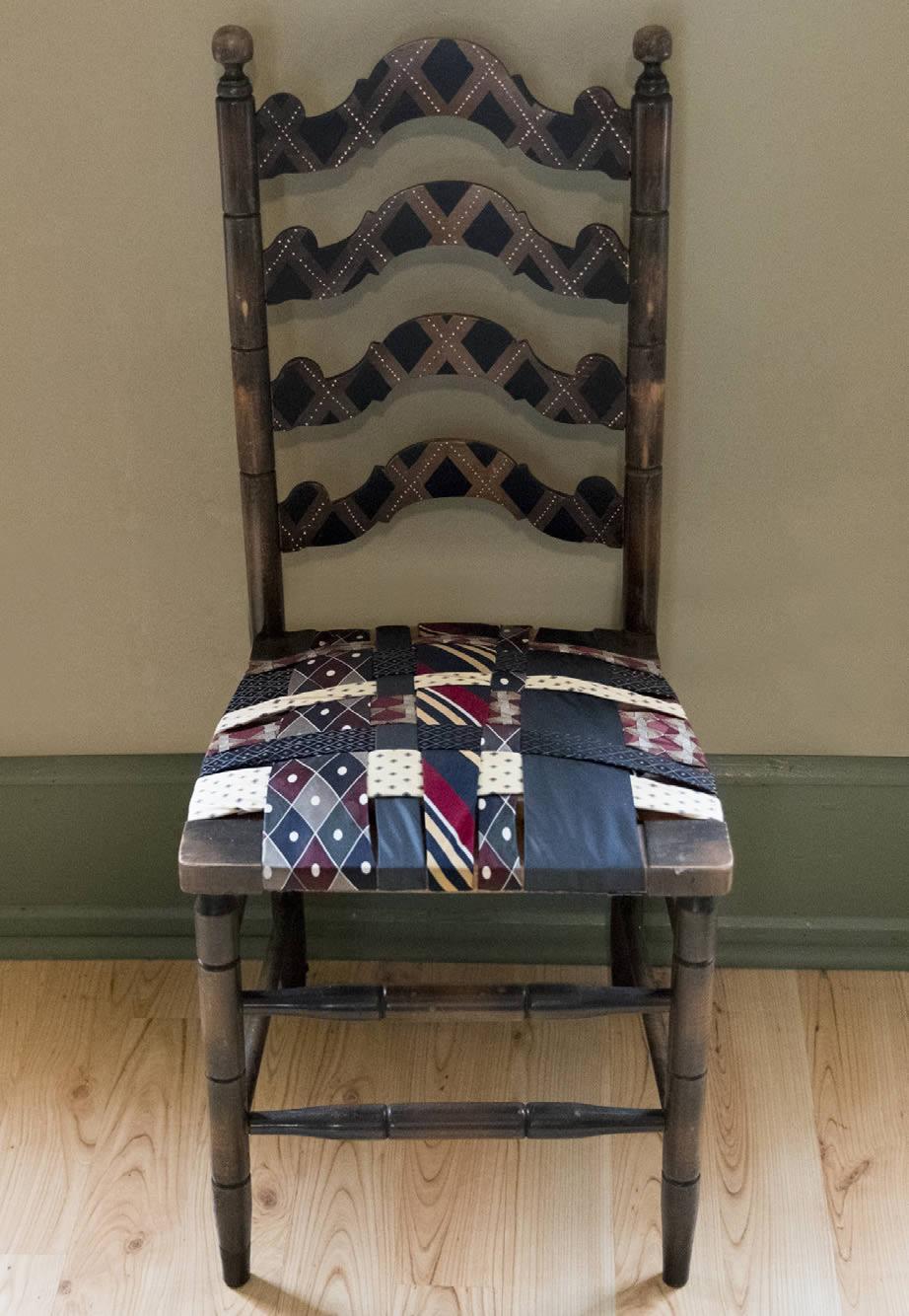 Cane Seat Chair