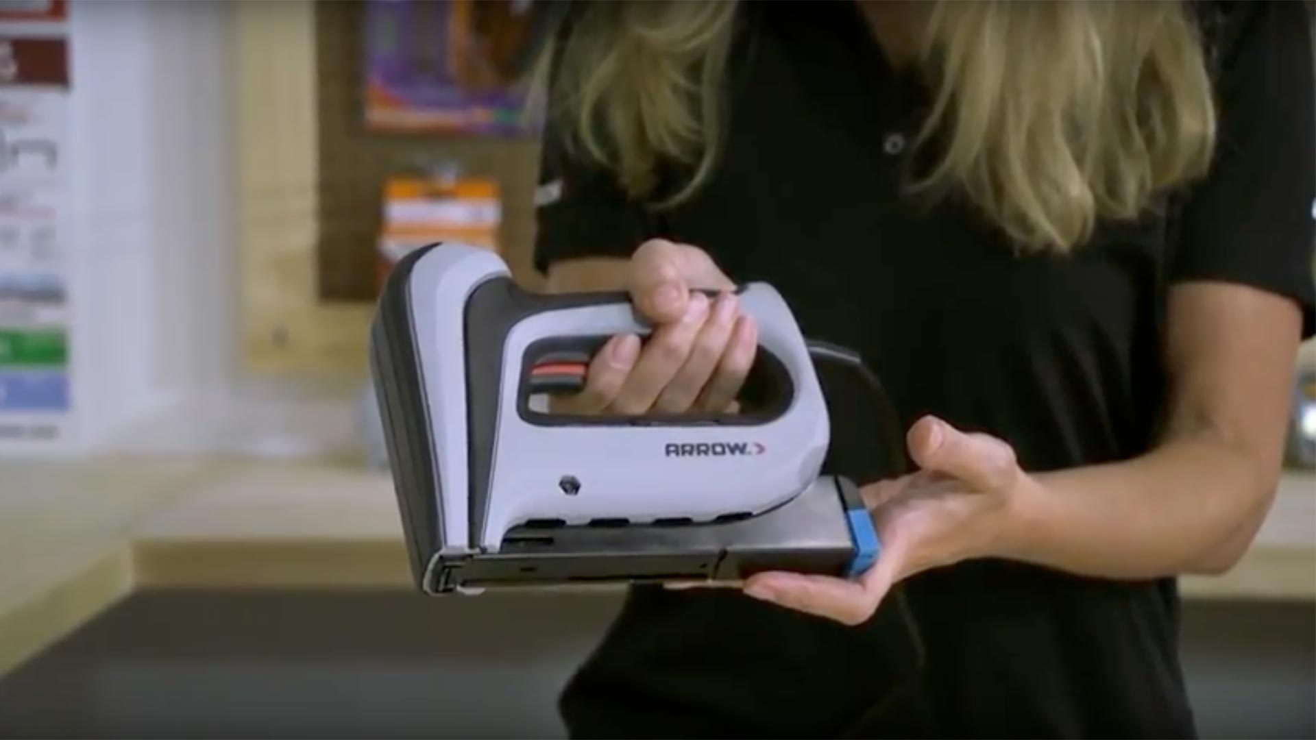 T50ACD Electric Staple Gun