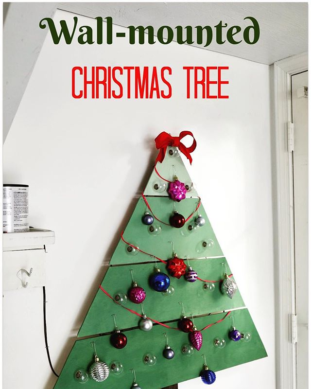 Because getting your home into the holiday spirit is easier than you think with this project from @ThriftDiving. . . . . . . . . .