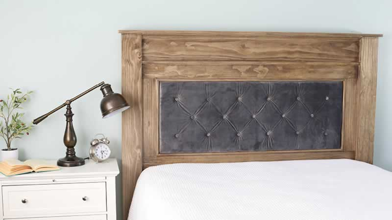 How to Create a DIY Headboard